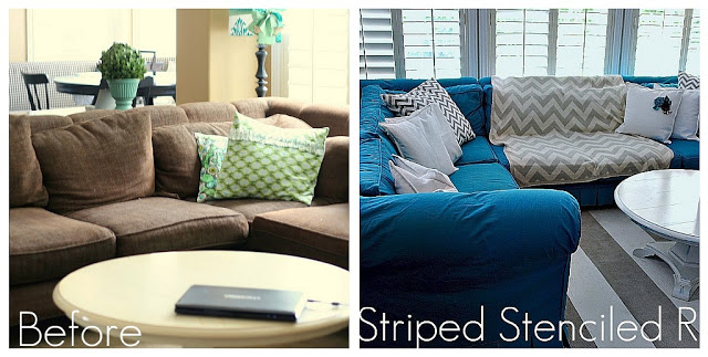 slipcover collage