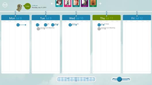 3 Tips for Keeping the Family Organized (And Win a Sony VAIO Tap 20 All-In-One Touch PC!)