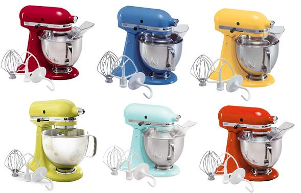 Link Party Palooza and Sassy Steals' KitchenAid Mixer Giveaway! ($349 Value!)