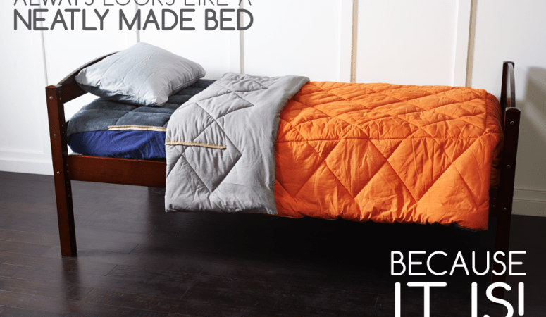 StayMade — Super Smart Kids Bedding!