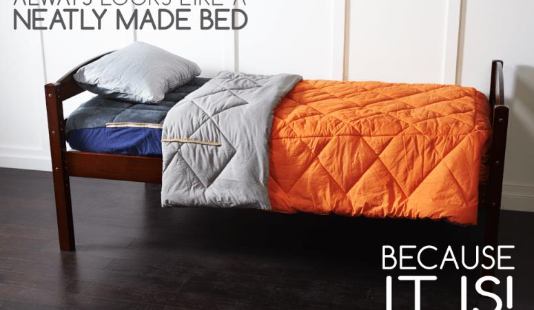 StayMade — Super Smart Kids Bedding!