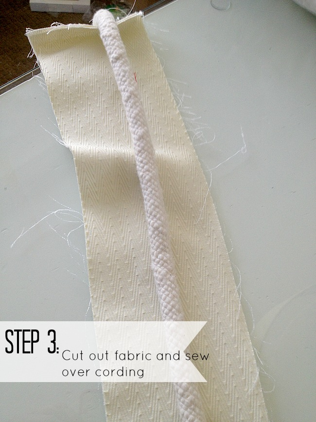 step three cording pillow cover & How to Make Easy Envelope-Back Pillow Covers (with Cording ... pillowsntoast.com
