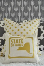 State Pride Tour – New York State of Mind Pillows and Free Printables!