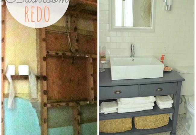 #1905Cottage: Full Bathroom Renovation [Reveal!]