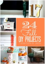 Great Ideas — 24 Fall DIY Home Projects!