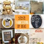 Great Ideas — 22 Beautiful Thanksgiving Ideas!