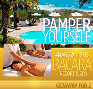 Giveaway: Vacation Getaway (Over $5000 Value!)