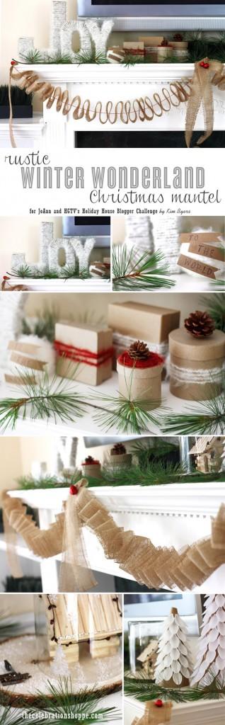 Rustic-Christmas-Mantel-TheCelebrationShoppe