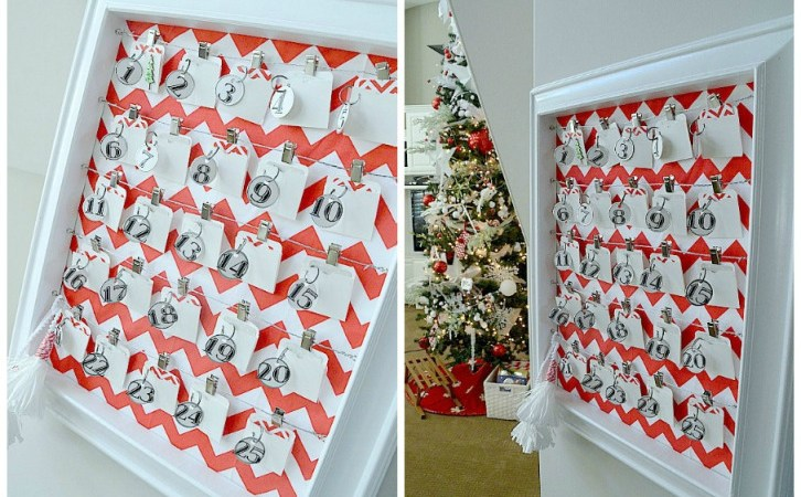 Silhouette Frame Advent Calendar – 40% off!