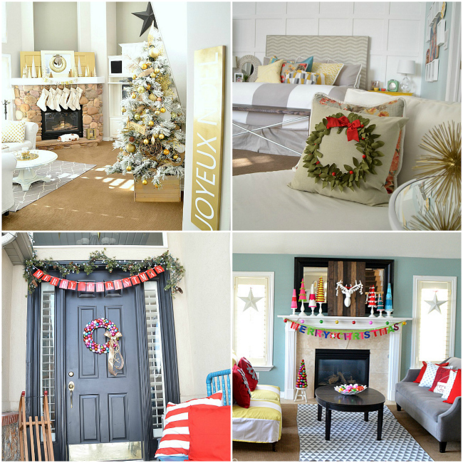 tatertots and jello christmas home tour 2013