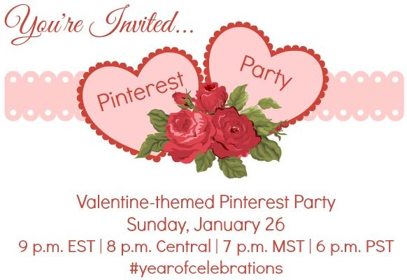 pinterest party graphic