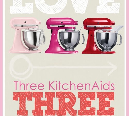 Link Party Palooza + KitchenAid Mixer Giveaway!!