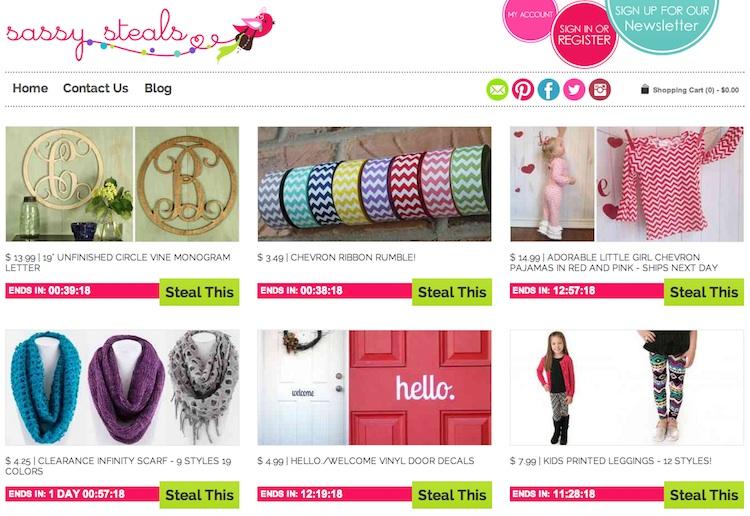 sassy.steals.site