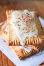 Homemade Lemon Toaster Pastries