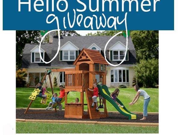 Hello Summer Giveaway!!