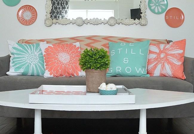 "Flower Decor, ""Be Still & Grow"" Free Printables!  (Win $200 to #ShutterflyDecor!)"
