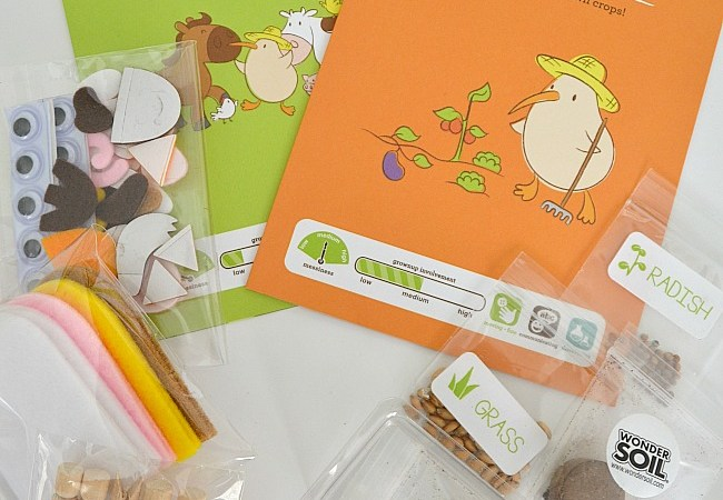 Fun #BackToSchool Activities – and 25% Off Kiwi Crate For You!