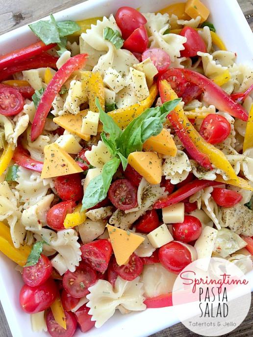 The Best Summer Pasta Salad