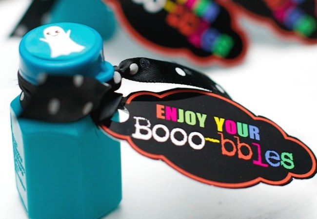 Halloween Party Favor Printables and Tips To Throw a Halloween Party!!