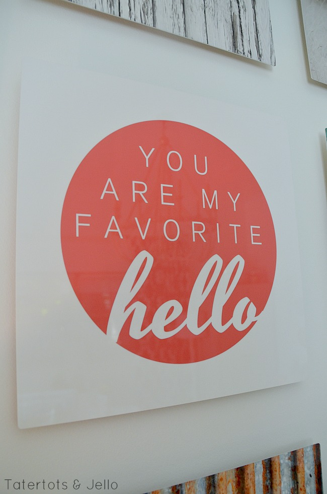 you are my favorite hello free printable at tatertots and jello