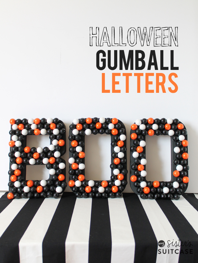Halloween-Gumball-Letters