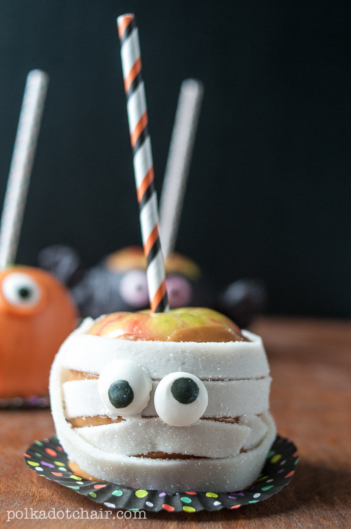 mummy-caramel-apple