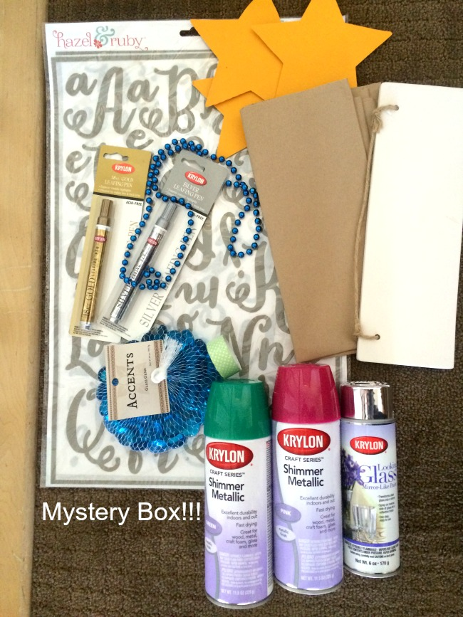 mystery box challenge