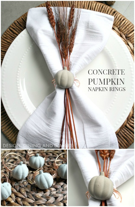 Industrial-Modern-Concrete-and-Copper-Pumpkin-Napkin-Rings