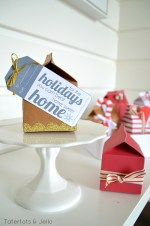Easy, Creative Gift Wrapping – And Free Printable Holiday Gift Tags!