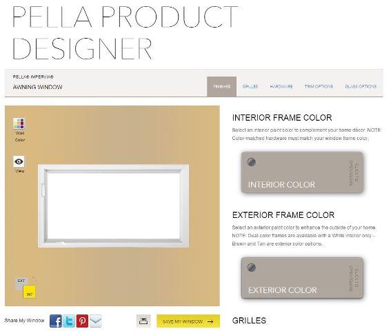pella product designer