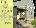 Tips for New Windows – #1905Cottage