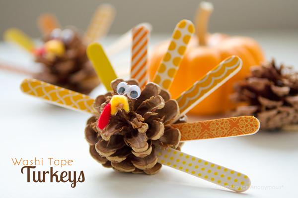 washi-tape-turkeys