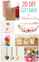 20 DIY Valentine's Day Gift Ideas