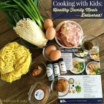 Cooking with Kids: Healthy Family Meals – Delivered!