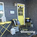 It's Cold! Home Winterizing Tips