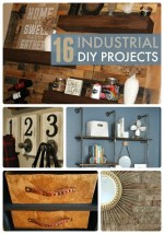 Great Ideas — 16 Industrial DIY Projects!