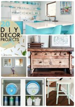 Great Ideas — 20 DIY Decor Projects!