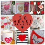 Great Ideas — 20 Heart Projects!