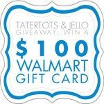 Link Party Palooza — and $100 Walmart Giveaway!