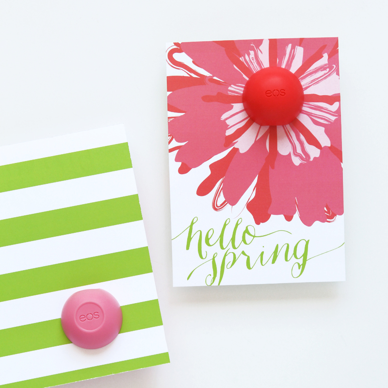 Charmant EOS Hello Spring Card 5