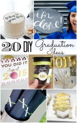 20 DIY Graduation Ideas