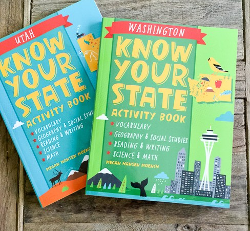 "Link Party Palooza — and ""Know Your State"" Book Giveaway!"