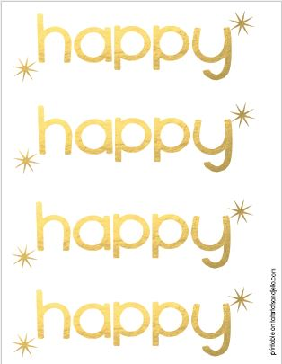 happy.flag.printable