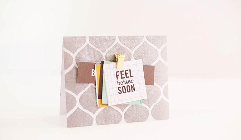 DIY Card Box and Handmade Cards
