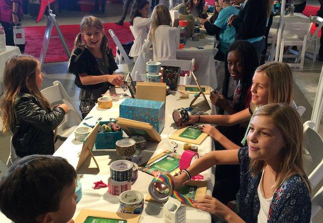 Kids, Creativity & Worthy Causes