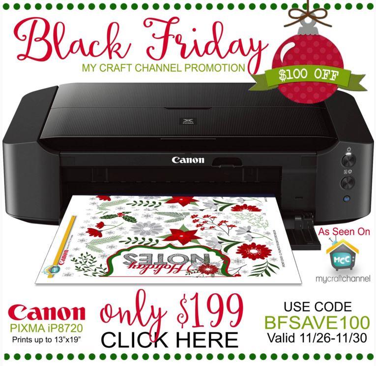 canon printer special offer