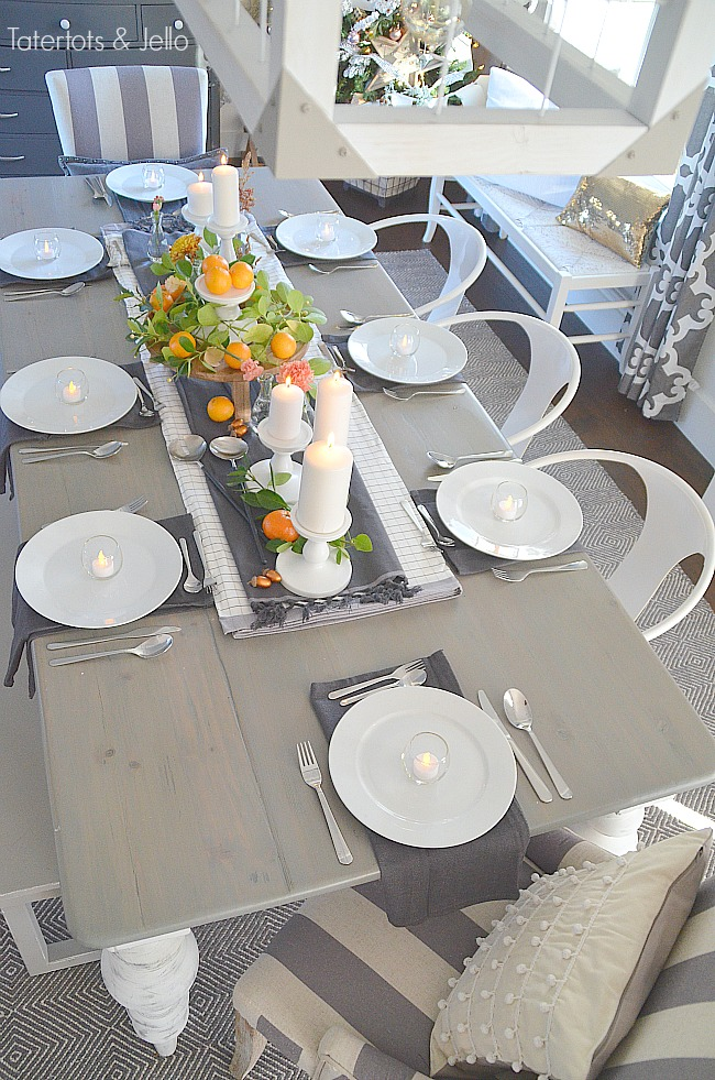 Thanskgiving Tablescape