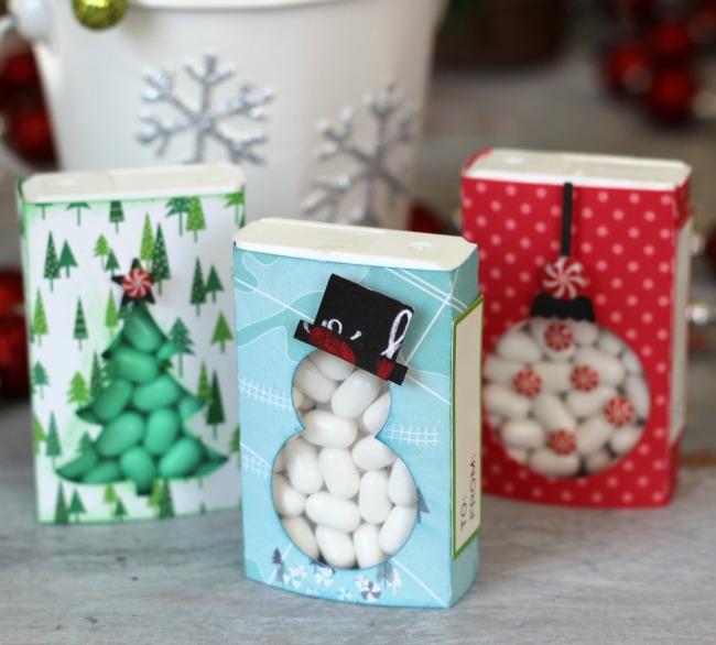 Tic Tac Box Gifts
