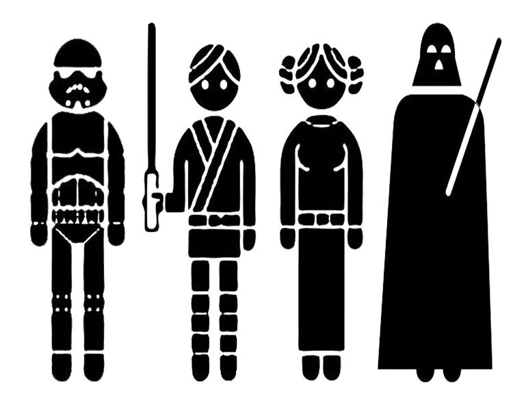 Star Wars Characters Only