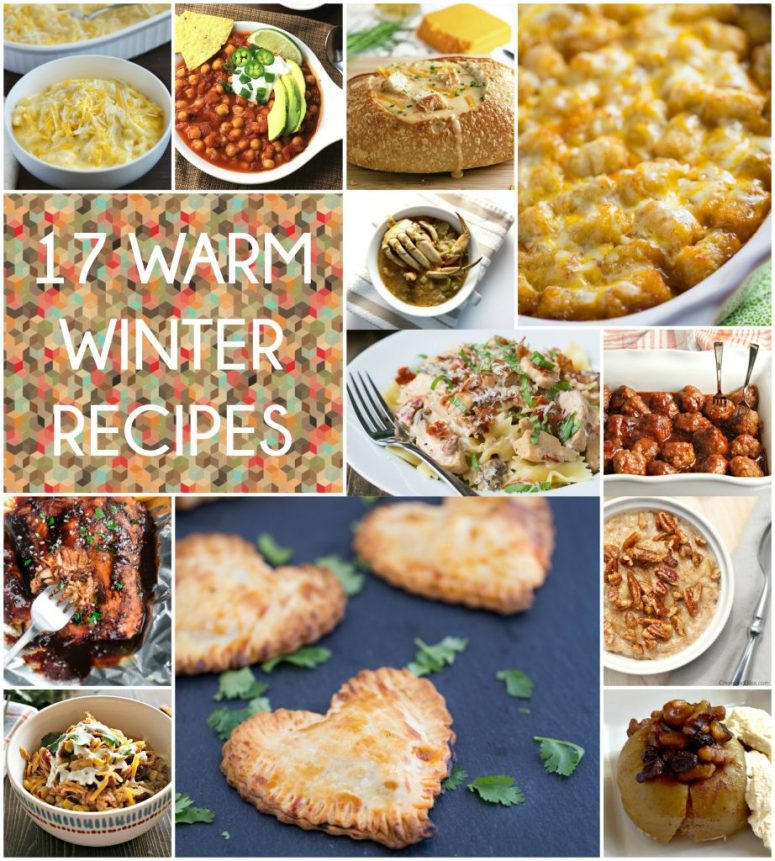17 Warm Winter Recipes